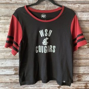 Washington State Cougars Mesh T-shirt